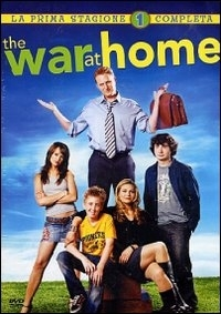 La copertina DVD di The War at Home - Stagione 1 (3 dvd)