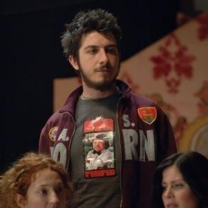 Paolo Ruffini in una immagine del film Non c'è più niente da fare