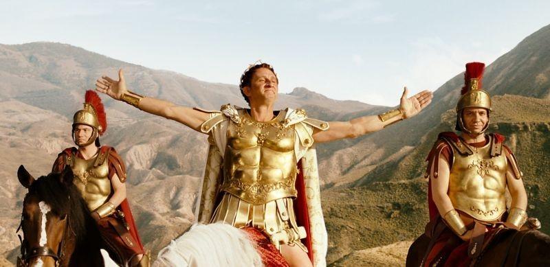 Un'immagine del film Astérix aux jeux olympiques (2008)