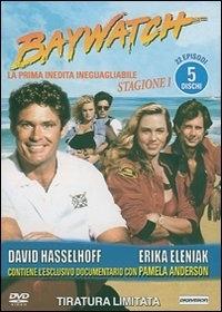 La copertina DVD di Baywatch - Stagione 1