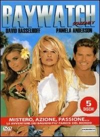 La copertina DVD di Baywatch - Stagione 5