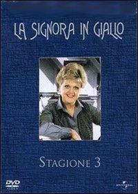 La copertina DVD di La Signora in Giallo - Stagione 3