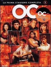 La copertina DVD di O.C. Stagione 1