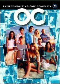 La copertina DVD di O.C. Stagione 2