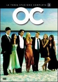 La copertina DVD di O.C. Stagione 3