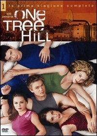 La copertina DVD di One Tree Hill. Stagione 1