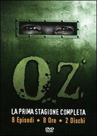 La copertina DVD di Oz. La prima stagione completa
