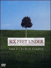 La copertina DVD di Six Feet Under - Stagione 2