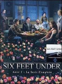 La copertina DVD di Six Feet Under - Stagione 3
