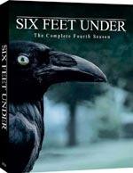 La copertina DVD di Six Feet Under - Stagione 4