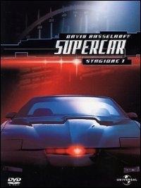 La copertina DVD di Supercar - Stagione 1