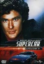 La copertina DVD di Supercar - Stagione 3
