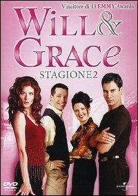 La copertina DVD di Will & Grace - Stagione 2