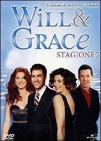 La copertina DVD di Will & Grace - Stagione 7