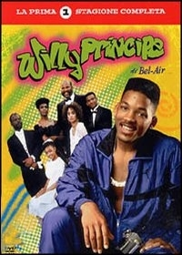 La copertina DVD di Willy, Il Principe di Bel Air - Stagione 1