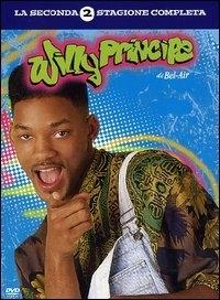 La copertina DVD di Willy, Il Principe di Bel Air - Stagione 2