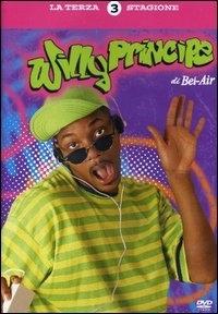 La copertina DVD di Willy, Il Principe di Bel Air - Stagione 3