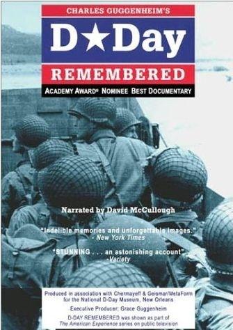 La locandina di D-Day Remembered