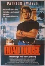 La locandina di Il duro del Road House