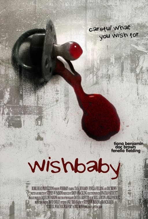 La locandina di Wishbaby