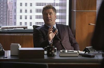 Alec Baldwin nell'episodio 'Jack the Writer' della prima stagione di 30 Rock