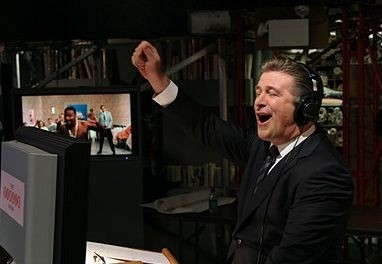 Alec Baldwin nell'episodio 'Pilot' di 30 Rock