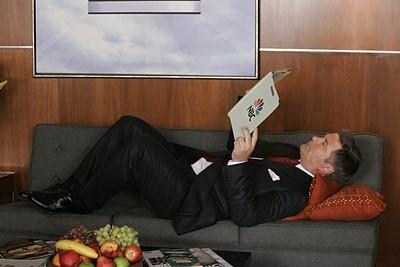 Alec Baldwin nell'episodio 'Tracy Does Conan' della prima stagione di 30 Rock