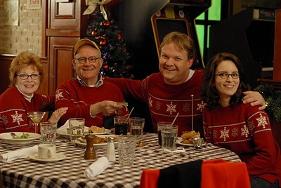 I Lemon dell'episodio 'Ludachristmas Party' della seconda stagione di 30 Rock