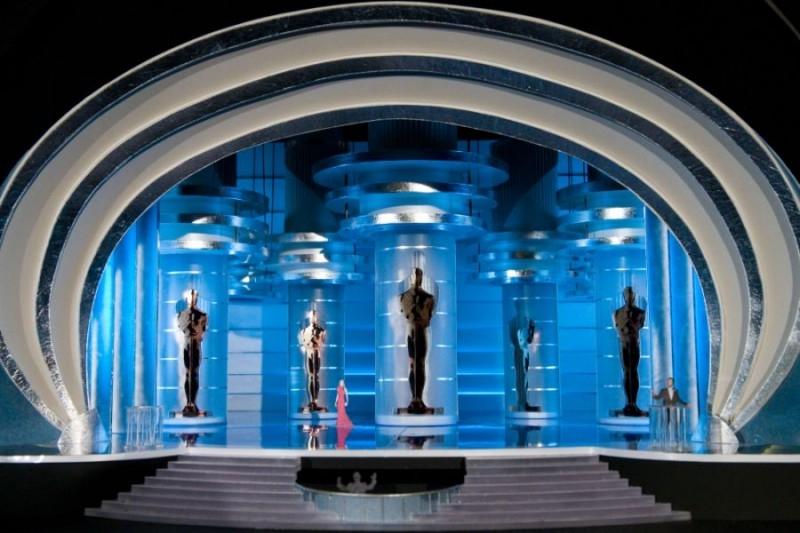 Il set del Kodak Theatre per gli ottantesimi Academy Awards (2008)