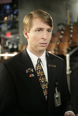 Jack McBrayer nell'episodio 'Cleveland' della prima stagione di 30 Rock