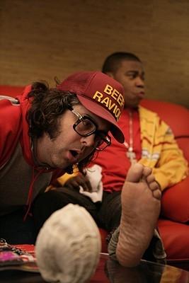Judah Friedlander e Tracy Morgan nell'episodio 'Corporate Crush' della prima stagione di 30 Rock