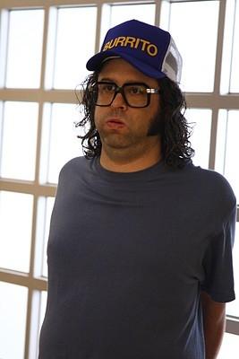 Judah Friedlander in una scena dell'episodio 'Cougars' della seconda stagione di 30 Rock