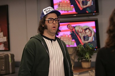 Judah Friedlander nell'episodio 'Corporate Crush' della prima stagione di 30 Rock