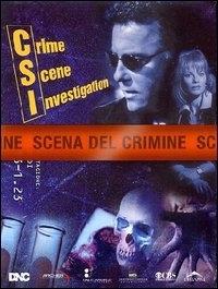 La copertina DVD di CSI - Scena del crimine - Stagione 1 - Parte 2