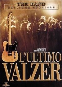 La copertina DVD di L'ultimo valzer