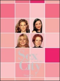 La copertina DVD di Sex and the City Stagione 2