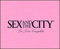 La copertina DVD di Sex and the City - The Complete Series