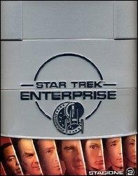 La copertina DVD di Star Trek: Enterprise - Stagione 2