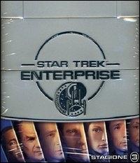 La copertina DVD di Star Trek: Enterprise - Stagione 3