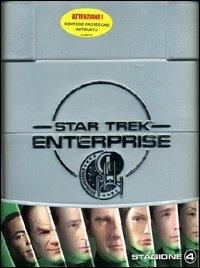 La copertina DVD di Star Trek: Enterprise - Stagione 4