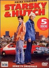 La copertina DVD di Starsky e Hutch - Stagione 1