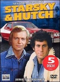 La copertina DVD di Starsky e Hutch - Stagione 2