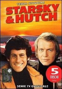 La copertina DVD di Starsky e Hutch - Stagione 3