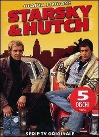 La copertina DVD di Starsky e Hutch - Stagione 4