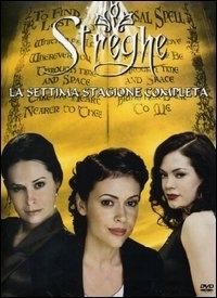 La copertina DVD di Streghe Stagione 7