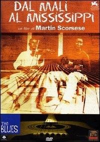 La copertina DVD di The Blues: Dal Mali al Mississippi