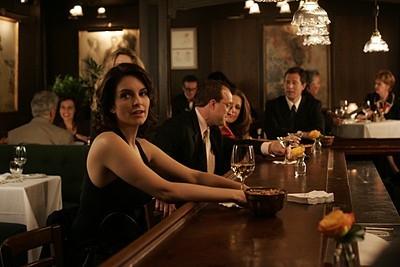 Tina Fey in una scena dell'episodio 'Blind Date' della prima stagione di  30 Rock