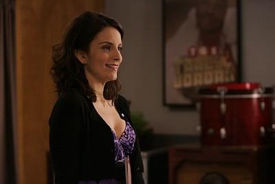 Tina Fey nell'episodio 'Corporate Crush' della prima stagione di 30 Rock