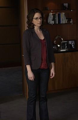 Tina Fey nell'episodio 'Jack Meets Dennis' della prima stagione di 30 Rock