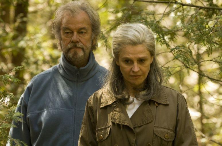 Una foto di Julie Christie e Gordon Pinsent nel film Away from Her - Lontano da lei